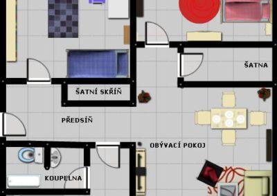 plánek bytu III._možná přestavba