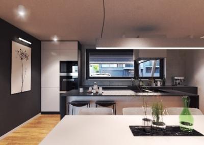 možný vzhled kuchyně