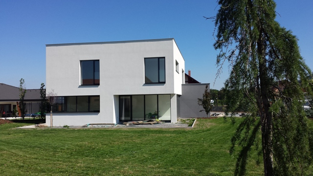 Moderní dům 7+kk, <span>Strančice</span> <i>zast.180 m<sup>2</sup></i>