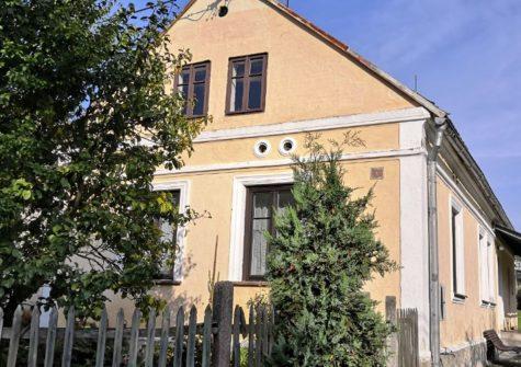 Rodinný dům 3+1, <span>Žebnice</span> <i>obyt. pl. 80 m<sup>2</sup></i>